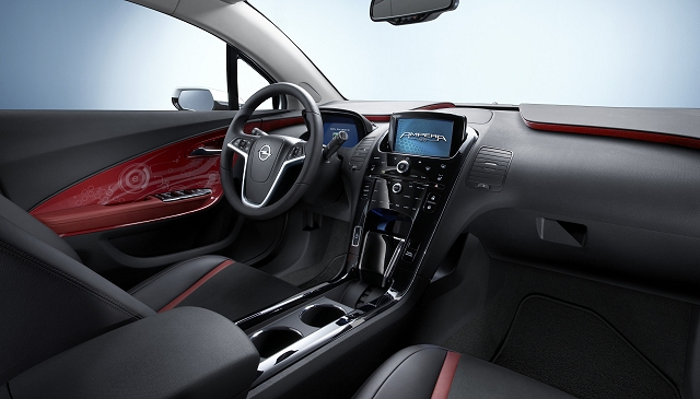 Opel Ampera Reviews Test Drives Complete Car