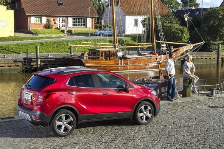 opel mokka reviews news test drives complete car. Black Bedroom Furniture Sets. Home Design Ideas