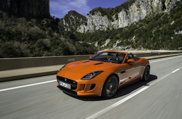 Jaguar F-Type V8 S