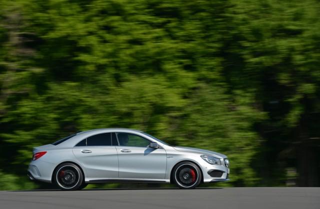 Mercedes cla 45 autos post for Mercedes benz complaints procedure