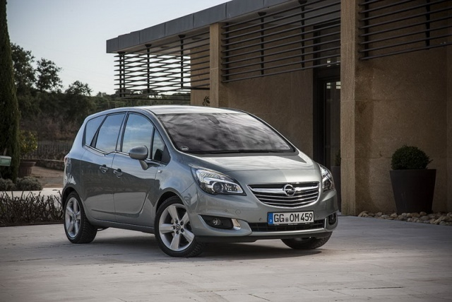 opel meriva 1 6 cdti reviews complete car. Black Bedroom Furniture Sets. Home Design Ideas
