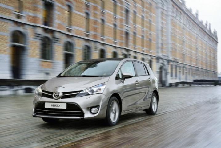 Toyota Verso -S - autobild.de