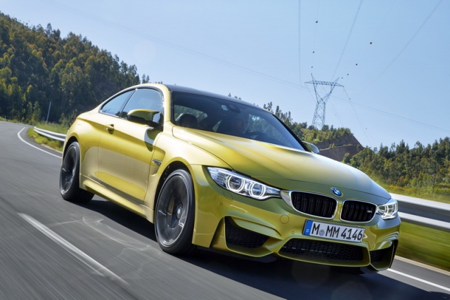 BMW M4 Coupe