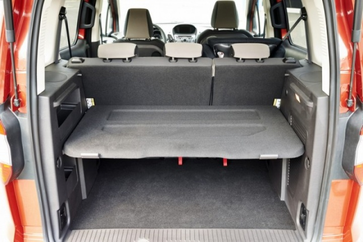 Ford Tourneo Courier Reviews Complete Car