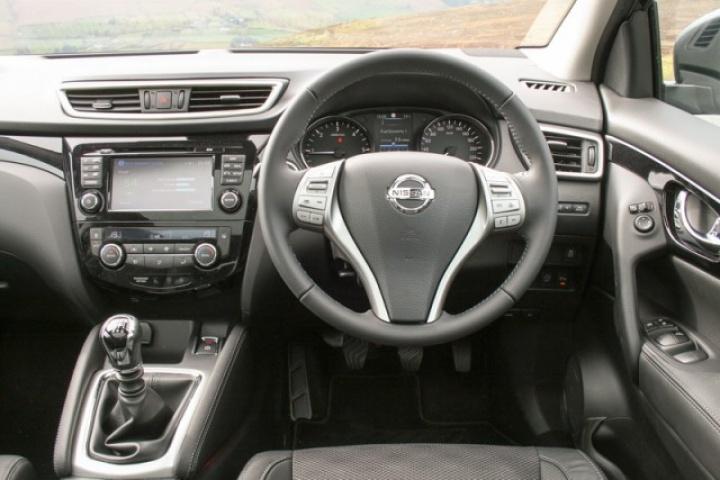 nissan qashqai reviews test drives complete car. Black Bedroom Furniture Sets. Home Design Ideas