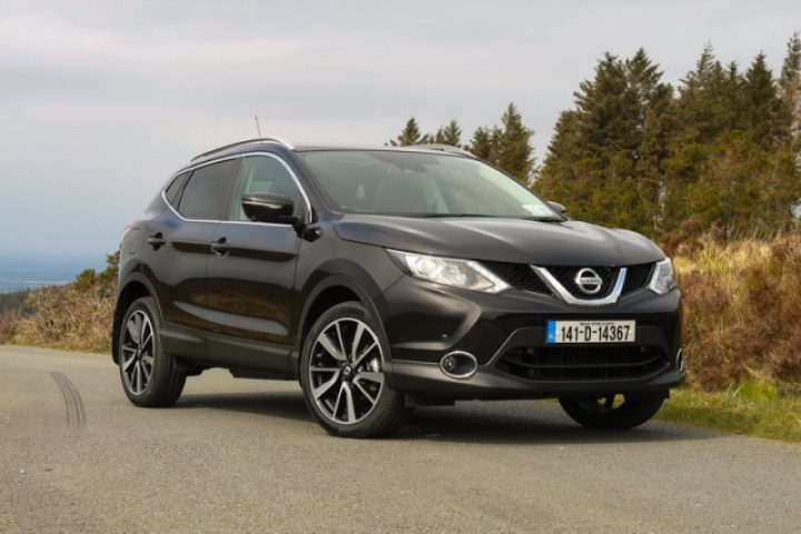 nissan qashqai reviews test drives complete car. Black Bedroom Furniture Sets. Home Design Ideas
