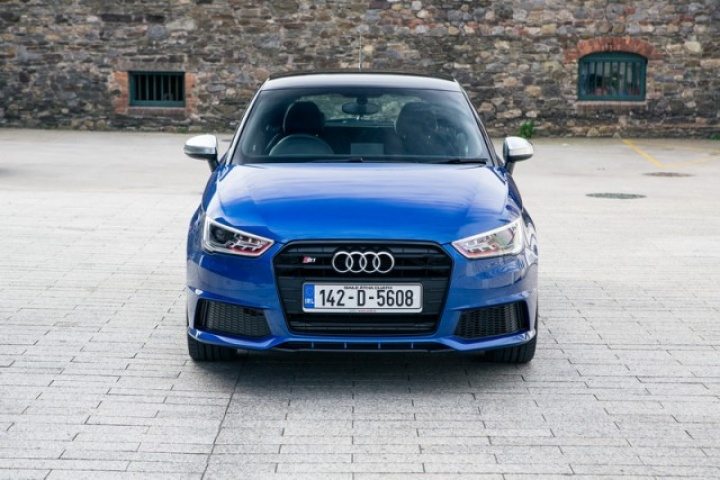 audi s1 reviews news test drives complete car. Black Bedroom Furniture Sets. Home Design Ideas