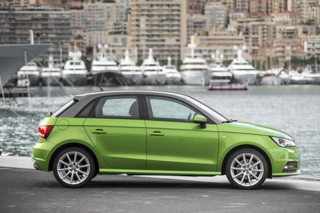 audi a1 sportback 1 4 tdi reviews complete car. Black Bedroom Furniture Sets. Home Design Ideas
