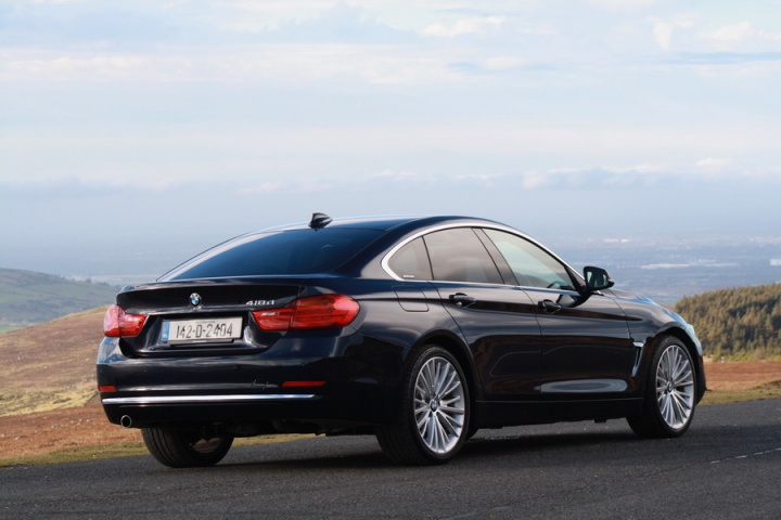 bmw 4 series gran coupe reviews complete car. Black Bedroom Furniture Sets. Home Design Ideas