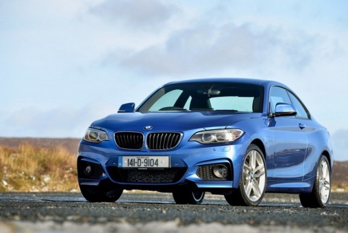 bmw 220d m sport coupe reviews complete car. Black Bedroom Furniture Sets. Home Design Ideas