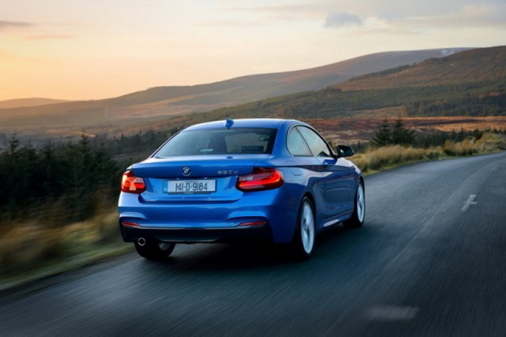 BMW 220d M Sport Coupe