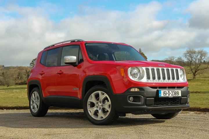 jeep renegade reviews test drives complete car. Black Bedroom Furniture Sets. Home Design Ideas