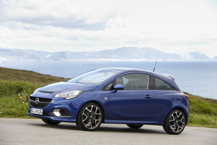 opel corsa opc reviews test drives complete car. Black Bedroom Furniture Sets. Home Design Ideas