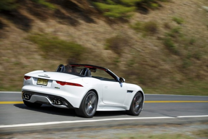 Jaguar F-Type R AWD