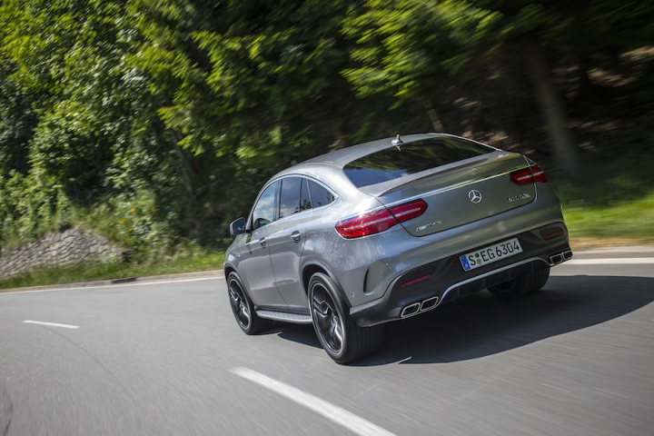 Mercedes-AMG GLE 63 S Coupe