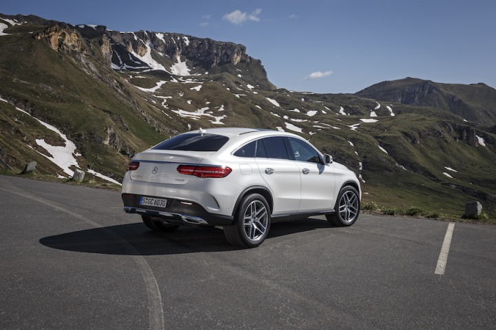 Mercedes-Benz GLE 350 d Coupe | Reviews, Test Drives | Complete Car