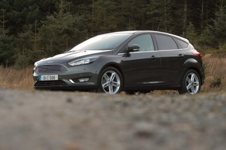 Ford Focus 1.0 EcoBoost petrol