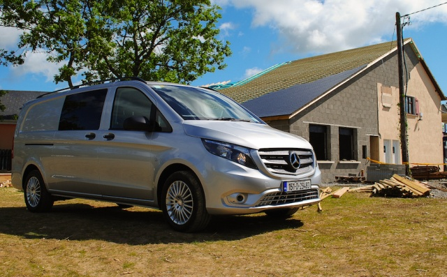 Mercedes Benz Vito Mixto Reviews Complete Car