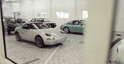 So you think new Porsches are cool?