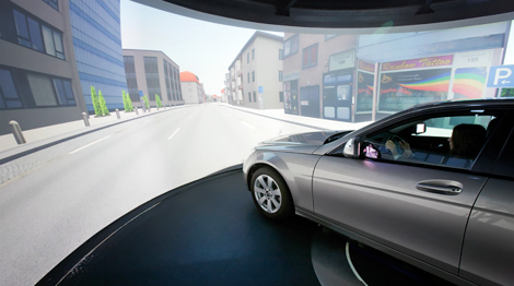 augmented reality in the car industry a feature by. Black Bedroom Furniture Sets. Home Design Ideas