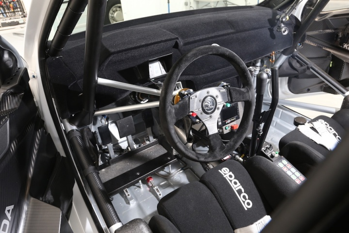 flat out in skoda 39 s fabia r5 a feature by. Black Bedroom Furniture Sets. Home Design Ideas