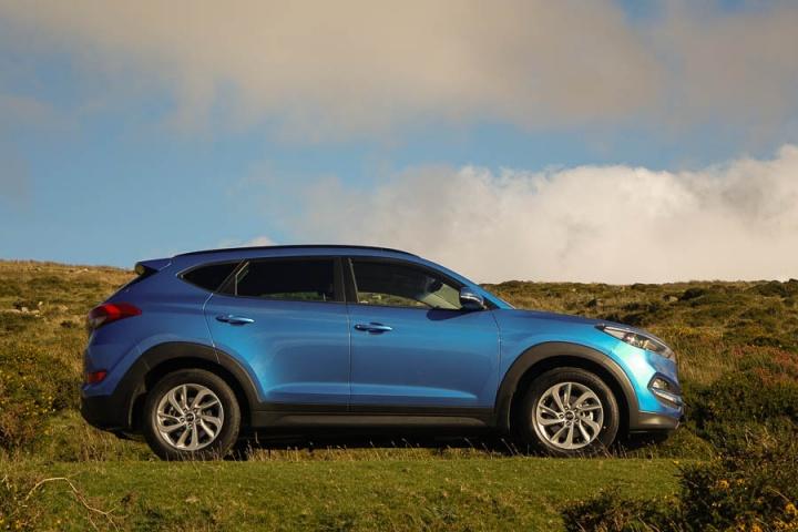 Hyundai Tucson Reviews Test Drives