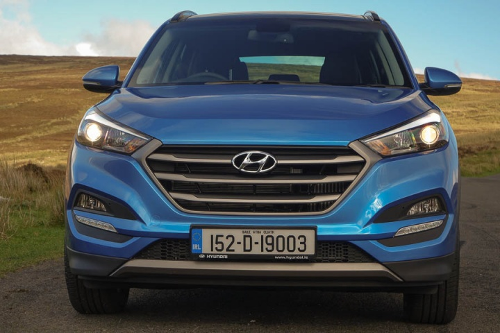 hyundai tucson manual transmission review