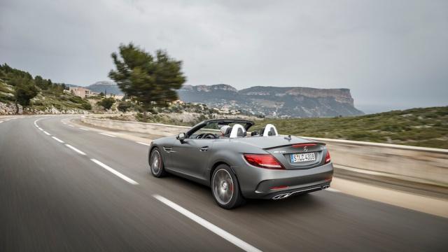 Mercedes-AMG SLC 43 | Reviews | Complete Car