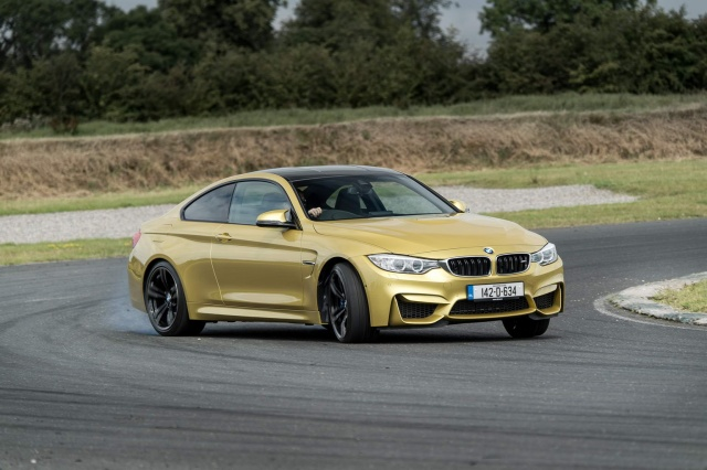 Bmw M4 Coupe Vs Jaguar F Type Coupe Comparison A