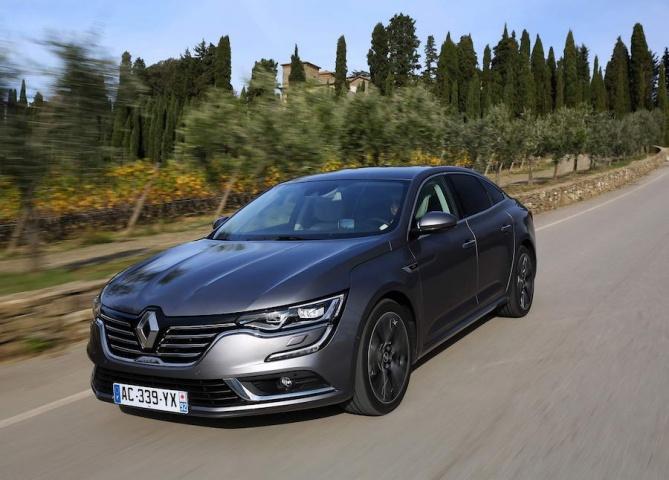 Renault talisman review