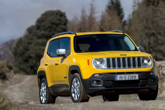 SUV twin test: Jeep Renegade vs. Suzuki Vitara