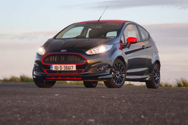 ford fiesta zetec s black edition reviews complete car. Black Bedroom Furniture Sets. Home Design Ideas