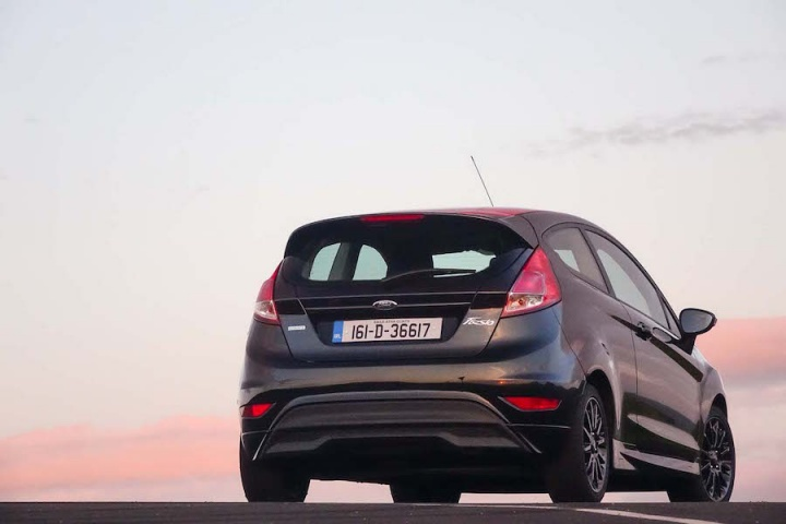 Ford Fiesta Zetec-S Black Edition