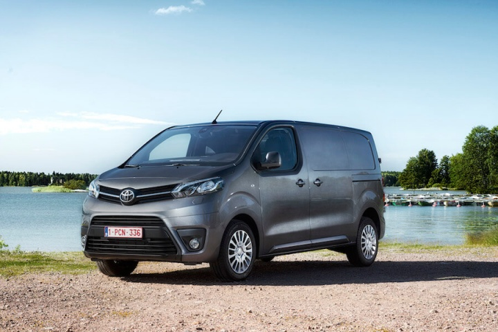 Toyota Proace Reviews Test Drives Complete Car