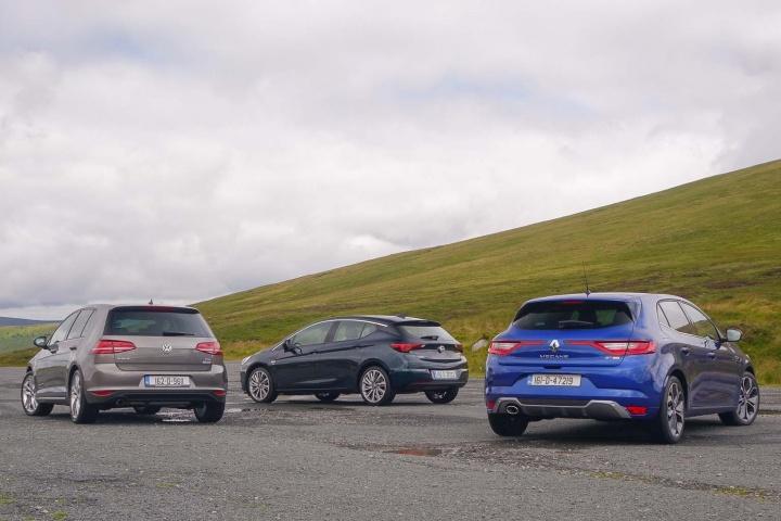 Renault Megane vs Opel Astra vs Volkswagen Golf - a ...