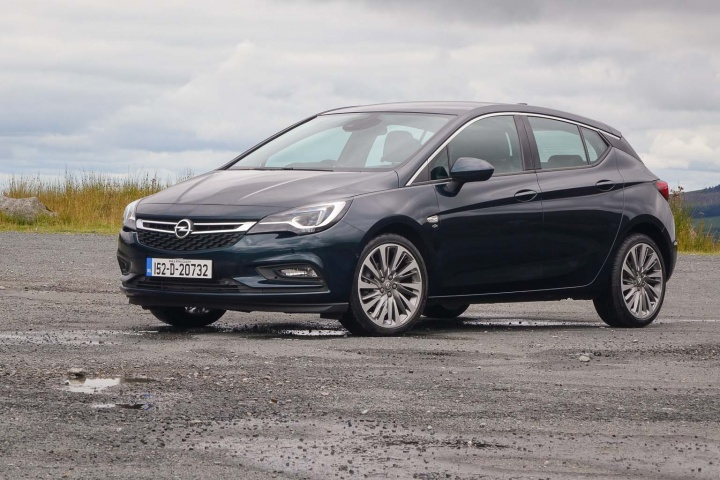 Renault Megane Vs Opel Astra Vs Volkswagen Golf A Feature By