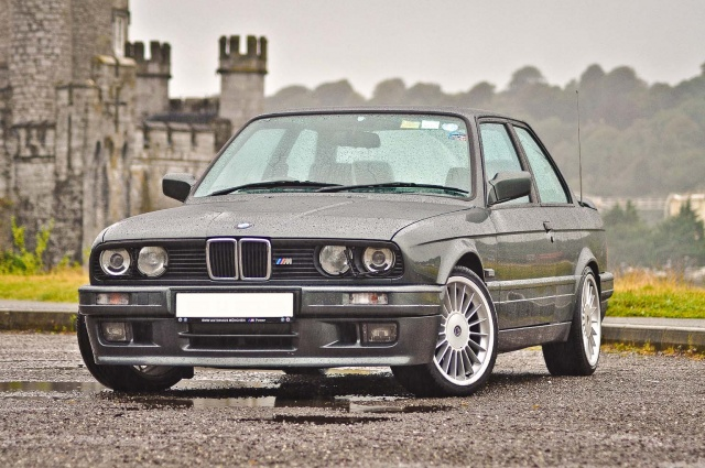 Irish Icons Bmw E30 325i Sport A Feature By Completecar Ie