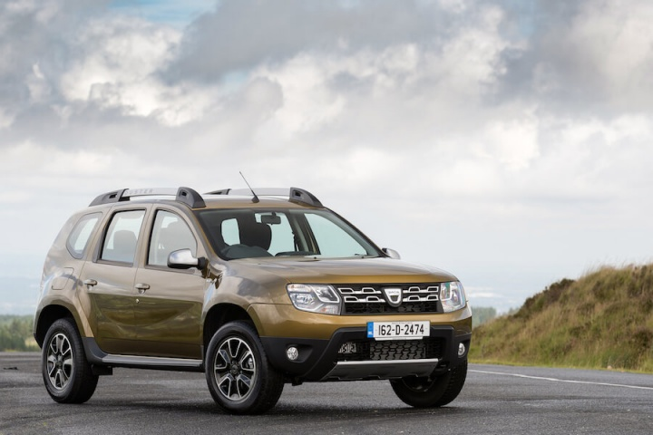 dacia duster reviews test drives complete car. Black Bedroom Furniture Sets. Home Design Ideas