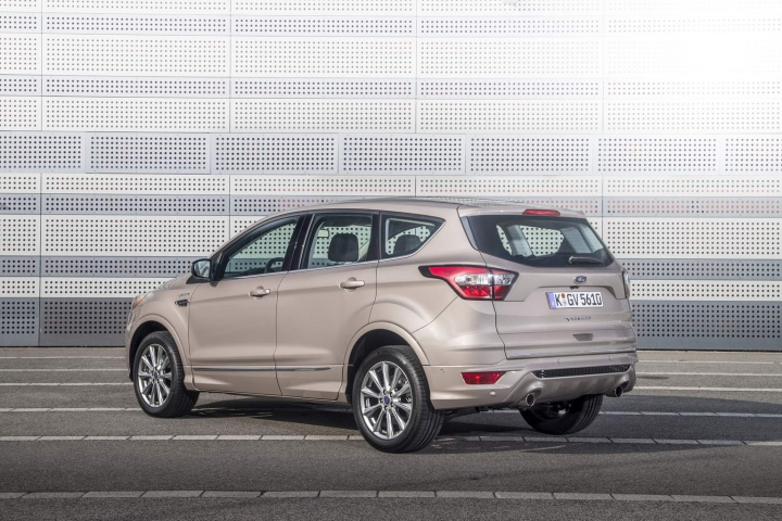 ford kuga vignale review 2018 2019 ford reviews. Black Bedroom Furniture Sets. Home Design Ideas