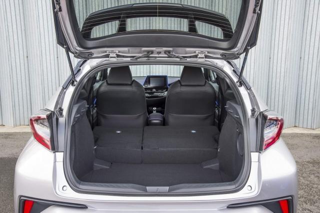 Toyota C Hr Hybrid on 4 Door Honda Hybrid
