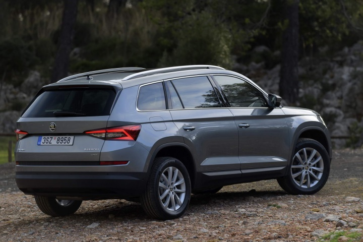 Skoda Kodiaq 2 0 Tdi 4x4 Reviews Complete Car