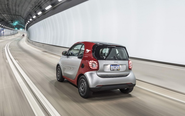 Smart Fortwo Electric Drive  Reviews  Complete Car