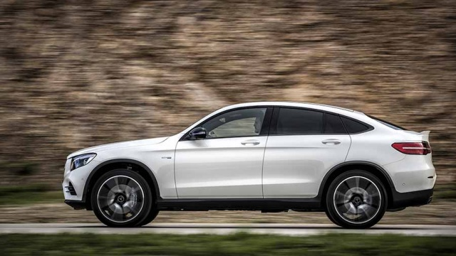 mercedes amg glc 43 4matic coupe reviews complete car. Black Bedroom Furniture Sets. Home Design Ideas