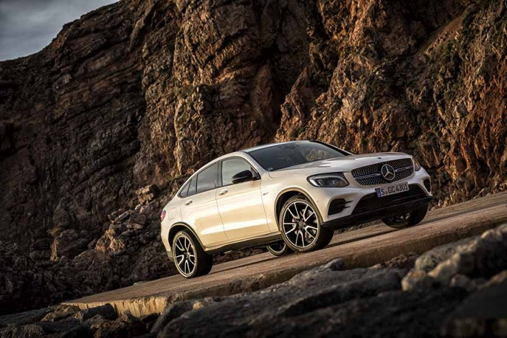 Mercedes-AMG GLC 43 4Matic Coupe