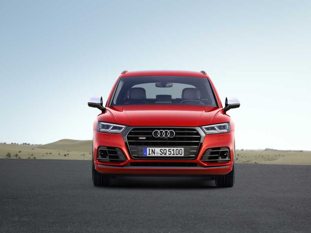 Audi takes Q8, SQ5 and A5/S5 Cabriolet to NAIAS