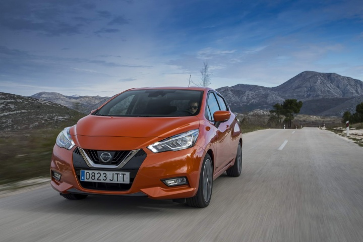 Car Reviews | Nissan Micra review | CompleteCar.ie
