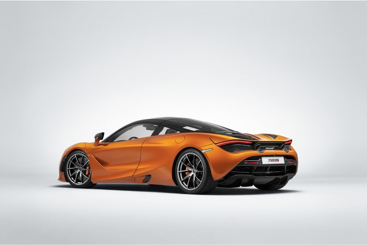 New McLaren 720S: details, specs and pictures