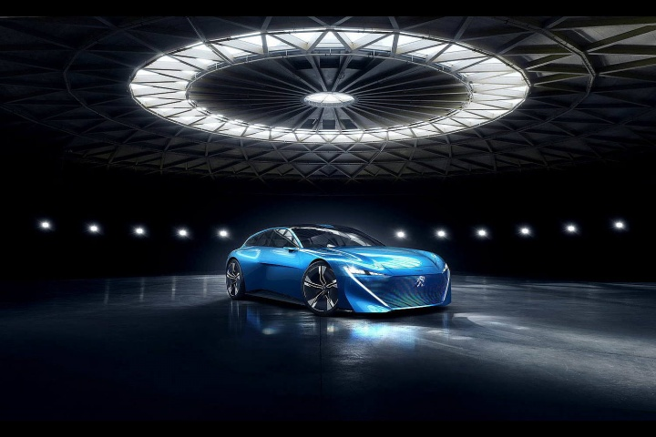 Geneva 2017 image gallery: the Peugeot stand