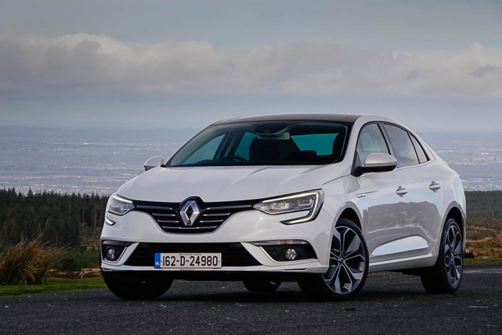 Renault Megane Grand Coupe