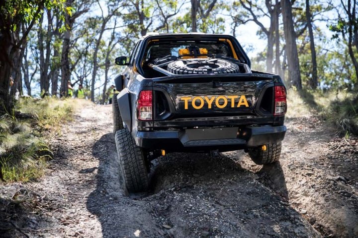 Toyota's Tonka truck for real - car and motoring news by CompleteCar ie